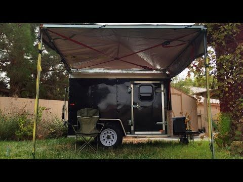 homemade awnings for campers - Saferbrowser Yahoo Video ...