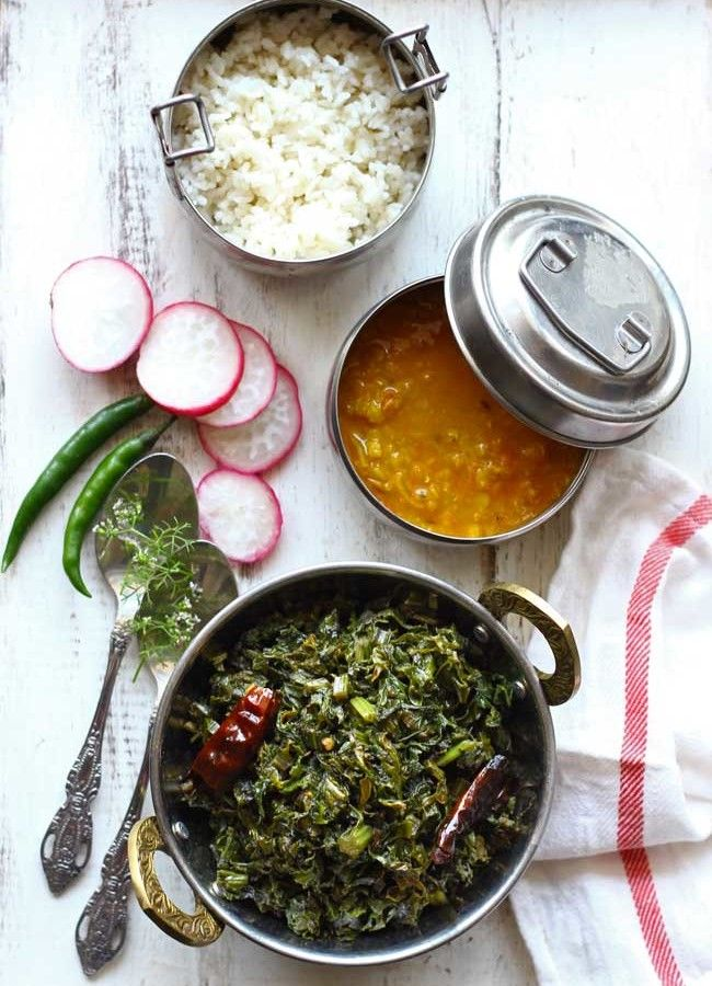 Pahadi Lai Ki Sabzi is the simple stir-fry of a local variety of mustard greens. One of the best gluten-free stir-fry green recipes, prepared with few basic ingredients. Hope you like it. funfoodfrolic.com