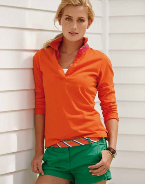 We think this is a great #summer #golf outfit! What about you?