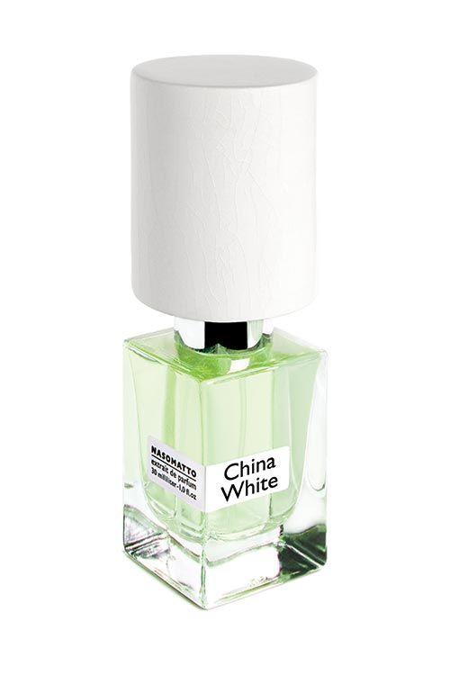 CHINA WHITE - purity and freshness