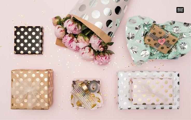 die besten 25 geschenke verpacken folie ideen auf pinterest. Black Bedroom Furniture Sets. Home Design Ideas