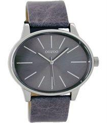 Oozoo dames horloge C7208 grijs