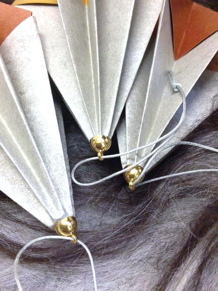 Paper Art produkter fra Himmelhesten er et mekka for dig, som sætter pris på et arkitektonisk æstetisk design-håndværk, og som elsker håndfoldet japansk papir-design med et skandinavisk twist House of Bæk & Kvist - www.houseofbk.com