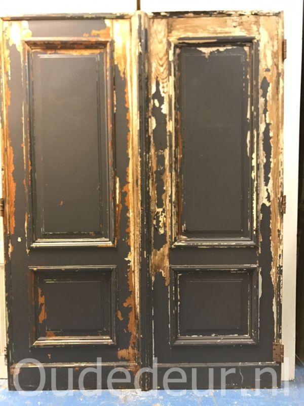 nr. set531 stel oude deuren
