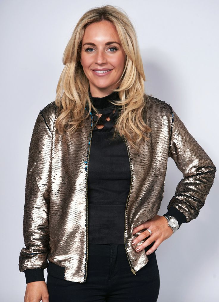 Bomber babe... Sale! Our Matilda gold sequin bomber jacket is now just £45 in the sale!  #sale #NEfollowers
