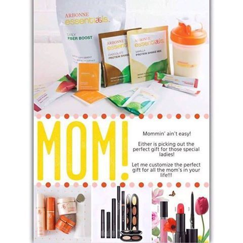Treat your mom right this Mothers Day by surprising her with some of Arbonne's premium products! European and botanically based skincare, nutrition, make up and more! Your mom deserves only the best!!! Let me know if you're interested! #arbonne #100PlantB