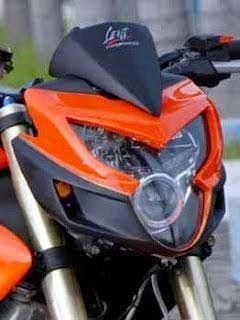 Modifikasi Yamaha Vixion Di Akhir Tahun 2014