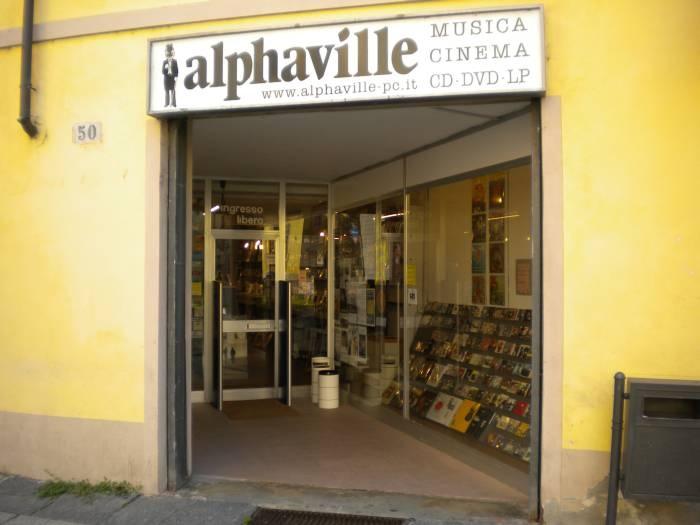ALPHAVILLE (Piacenza)  http://www.recordstoreday.com/Venue/7570