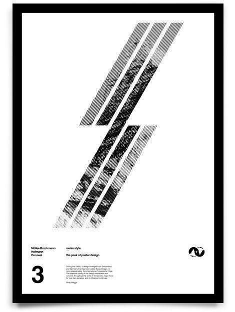30 affiches et posters graphiques pour votre inspiration   BlogDuWebdesign