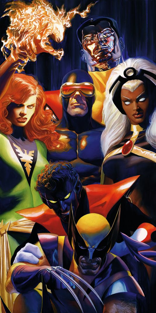 Comic legend Alex Ross pulls no punches - This variant cover was painted for Marvel's 75th anniversary series