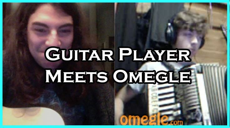 Guitar Player Meets Omegle