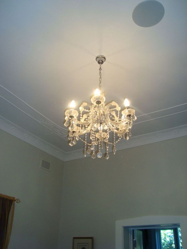 21 best images about bedroom chandeliers on pinterest Chandelier in master bedroom