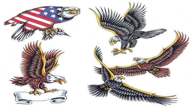 Mejores 11 imágenes de Tattoos Aguilas en Pinterest | Animales, Aves ...