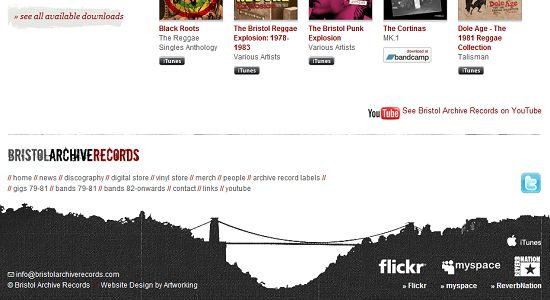 Footer Designs