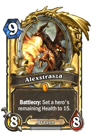 Hearthstone Golden Cards - Imgur album with animated gifs