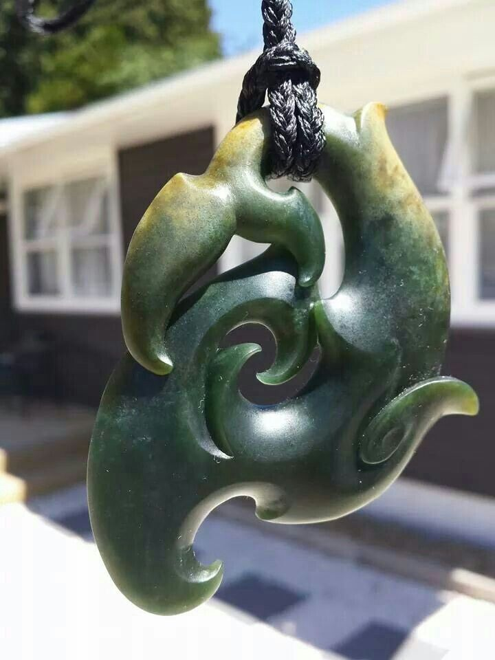 I love this piece of nz jade