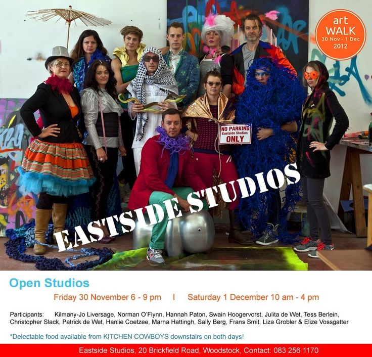 Join The Art Walk: Open Studios 30 Nov - 1 Dec