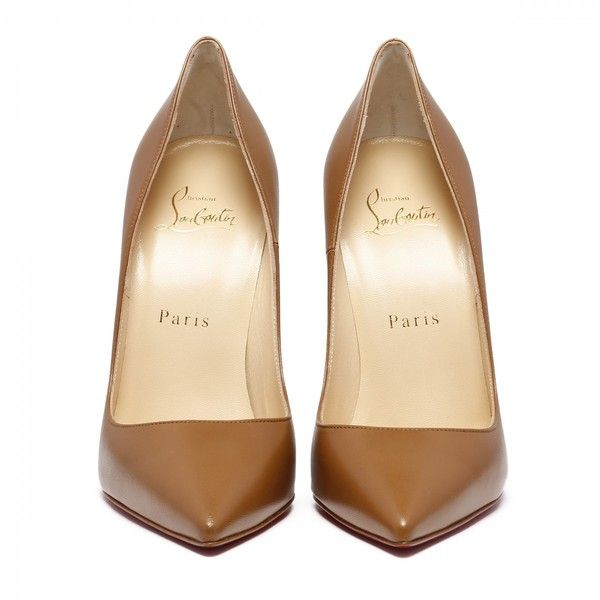 So Kate Camel Pumps found on Polyvore featuring shoes, pumps, heels, chaussure, camel shoes and camel pumps