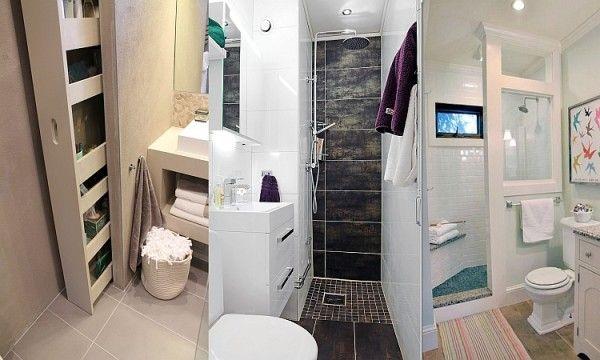 Super tipy do malé koupelny - obrázek 1