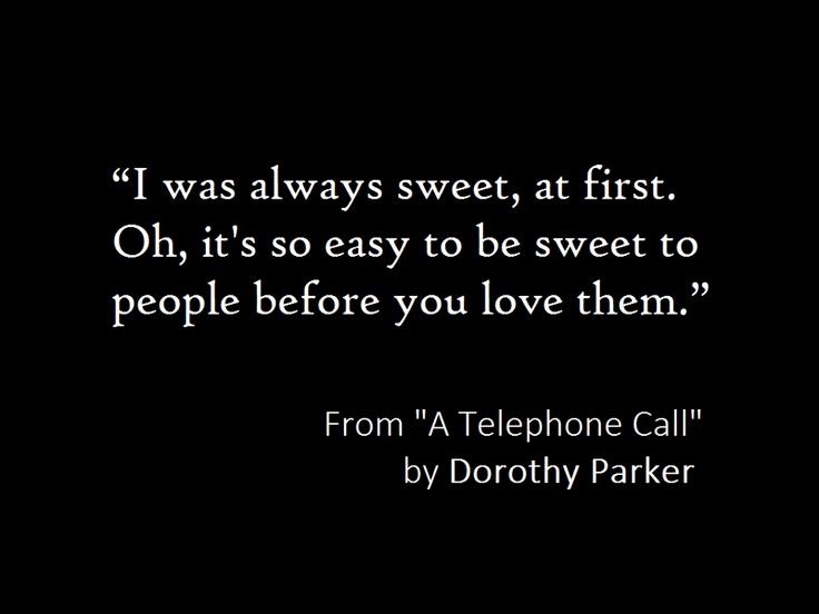 Dorothy Parker (1893-1967)