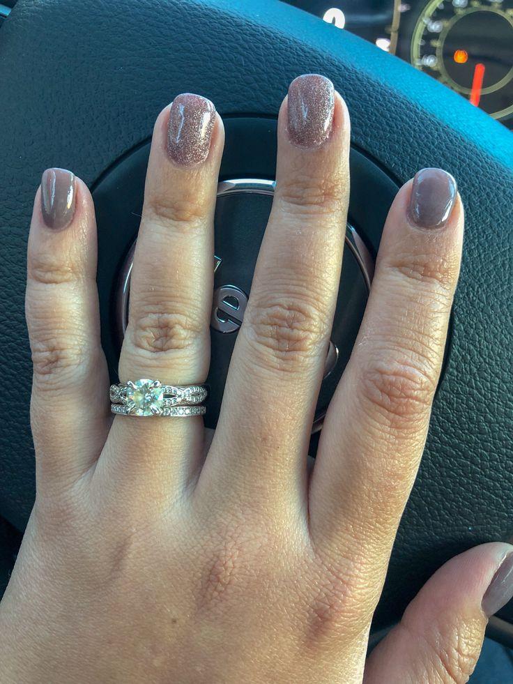 Dip powder nails no way rose lavish nail salon