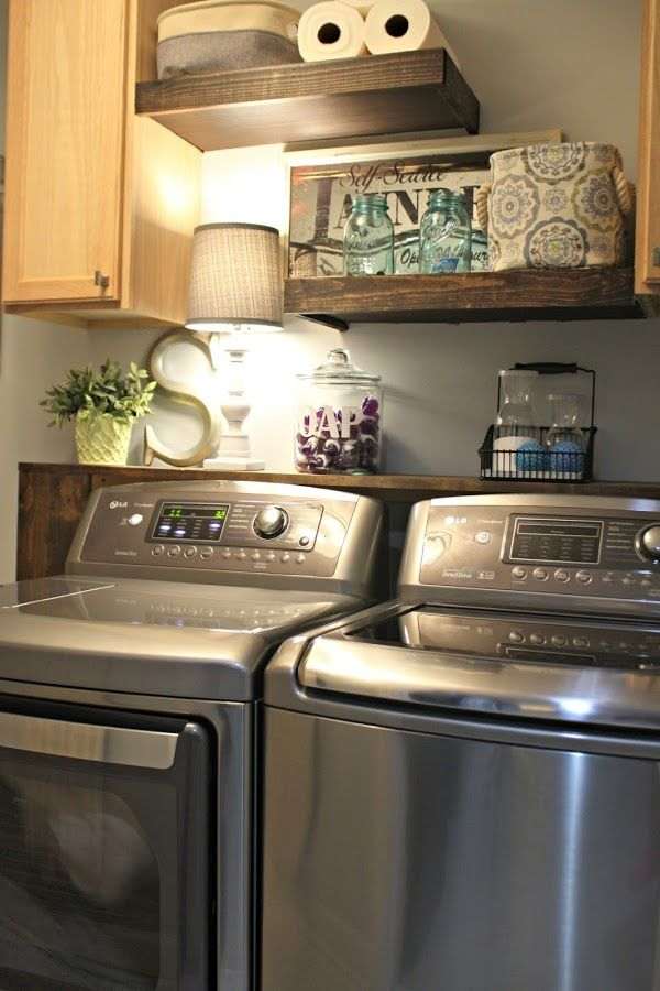 Thrifty Decor Chick: LG Washer and Dryer Review (Four Years Later)