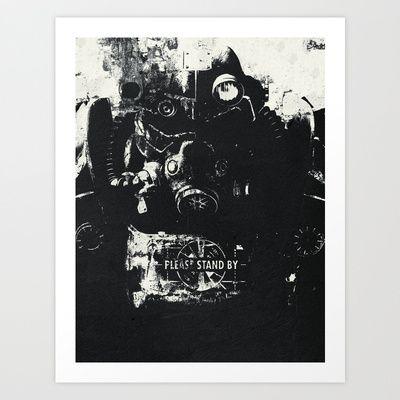 World on fire Art Print by  Maʁϟ  - $18.72