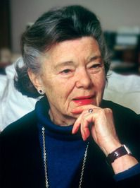 Rosamunde Pilcher,another of my all time fave authors....tied with Mary Wesley for tops.....but really their writing styles so different that really both in separate catagories so both win.