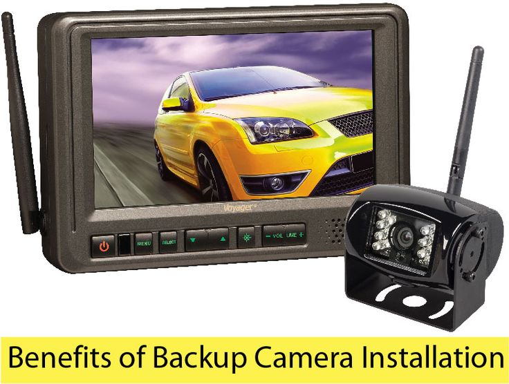 Benefits of Backup Camera Installation A backup camera is a special type of video camera that is produced specifically for the purpose of being attached to the rear of a vehicle to aid in backing up, and to alleviate the rear blind spot. Backup cameras are alternatively known as 'reversing cameras' or 'rear view cameras'.Here are some of the benefits of backup camera installation: Read more about Backup Camera Installation at http://autoworks-nj.com/benefits-of-backup-camera-installation/