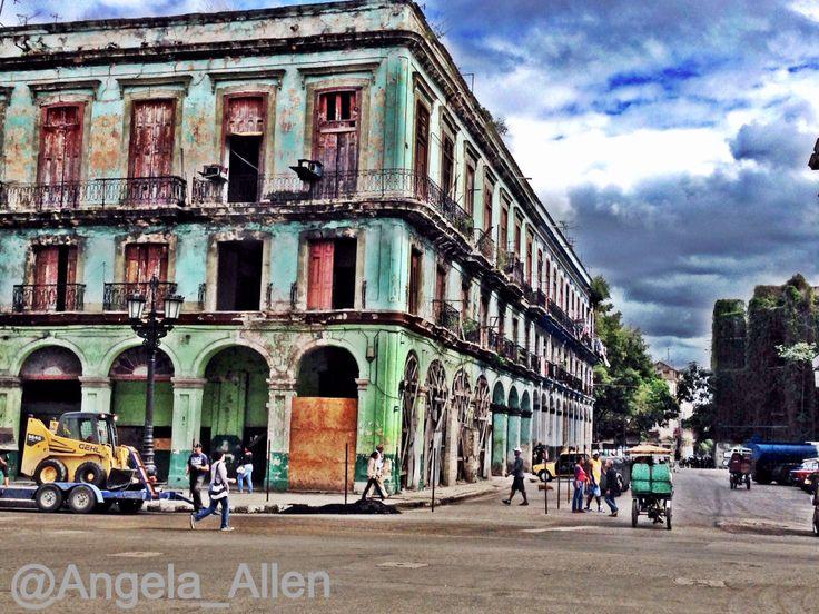 Corner view in Havana