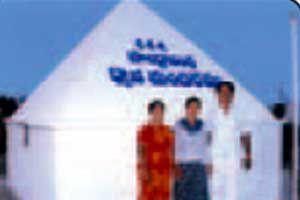 Sri Sri Sri Sadananda Pyramid  Meditation Center http://www.pyramidseverywhere.org/pyramids-directory/telangana/medak-district  #Pyramid #Pyramids