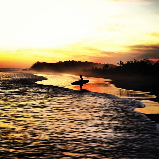 Where haven't you been lately? @floresjeremy, Panama. Photo: @morganmaassen #QuikSurf