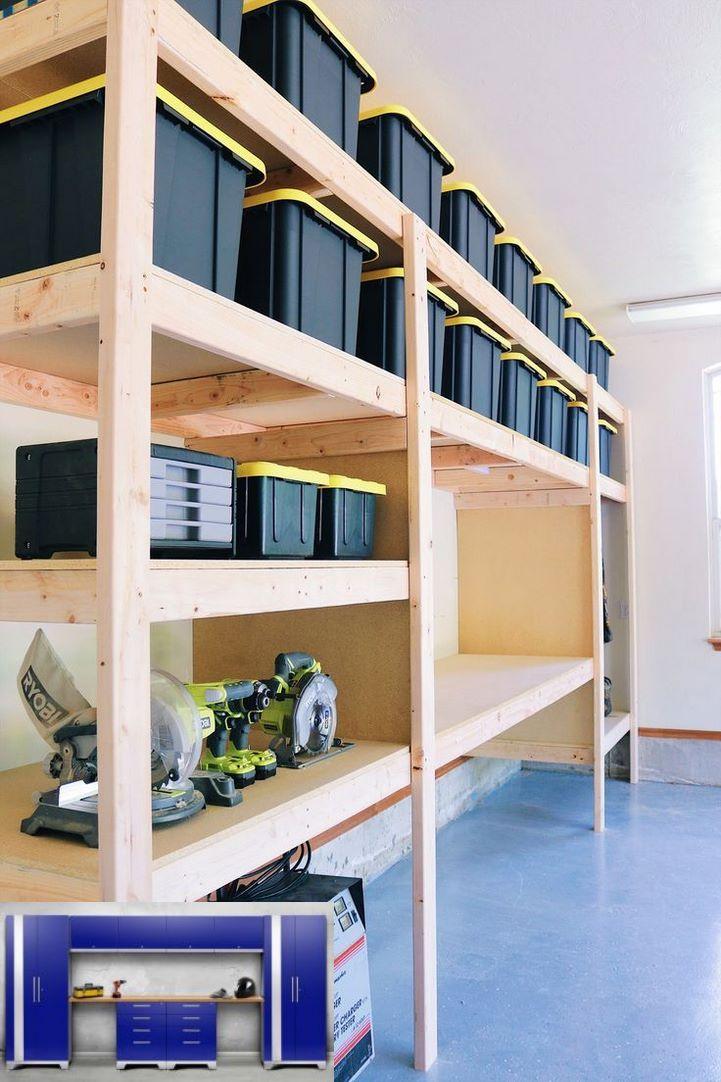 Garage Storage Cabinets Lowes And Garage Storage Ideas Homebase