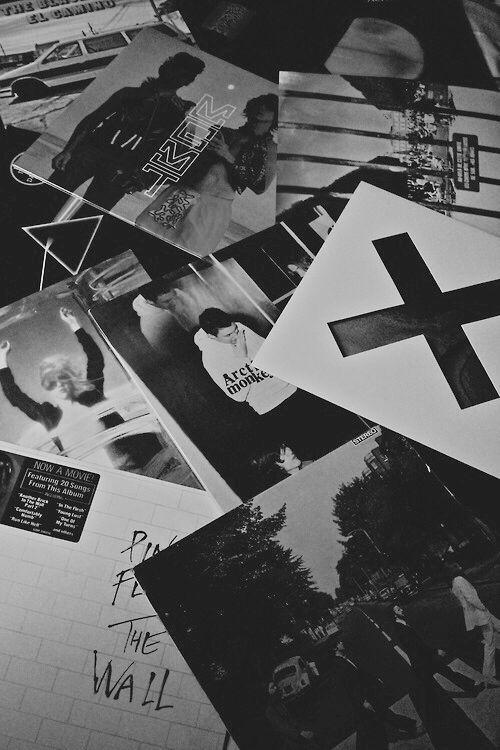 Music albums black and white iphone wallpaper. Soft GrungeGrunge ...