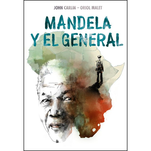 """Read """"Mandela and the General"""" by John Carlin available from Rakuten Kobo. In this thrilling graphic novel, Nelson Mandela's fight against racism is about to spiral into an all-out race war. Nelson Mandela, Jon Lee, News South Africa, New Statesman, International Symbols, Carlin, Ligne Claire, Book Projects, Free Books"""