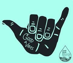 Image result for shaka hand sign