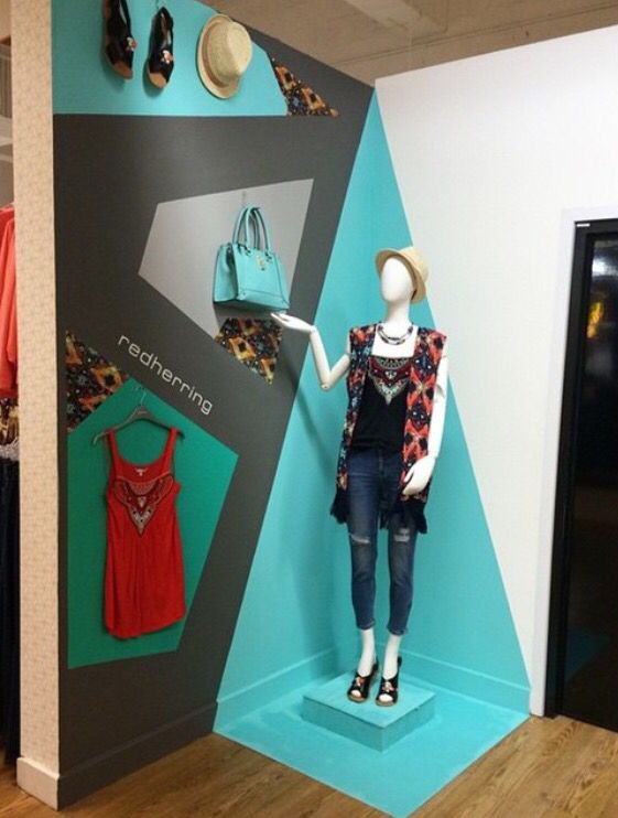 Visual merchandising