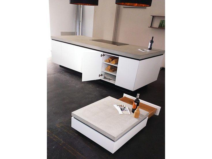 die besten 25 betonarbeitsplatte ideen auf pinterest. Black Bedroom Furniture Sets. Home Design Ideas