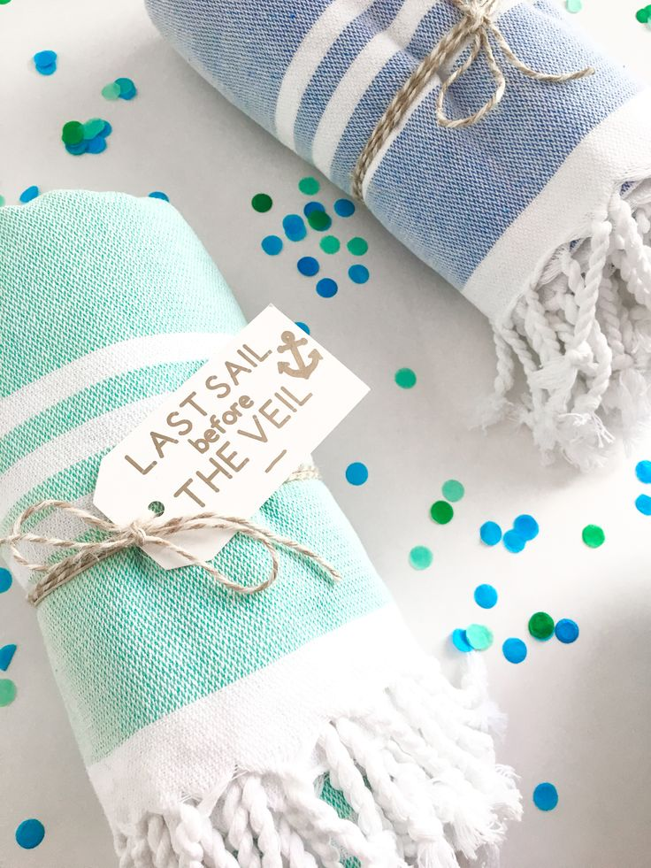 Bachelorette party wedding favors- Tassel Beach Blankets, Towels, Travel blanket. Wedding favors