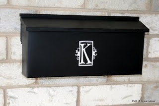 Totally doing this to our mailbox this week!