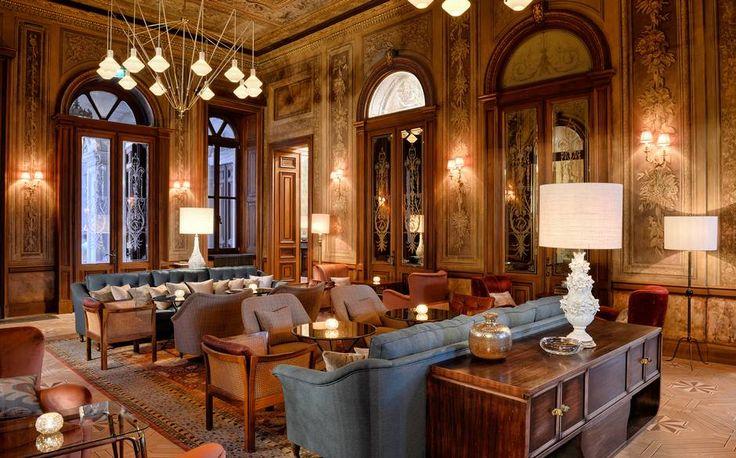 Travel Inspiration for Turkey - Inside Soho House Istanbul