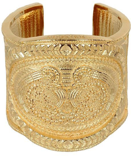 Balmain Cuff in Gold
