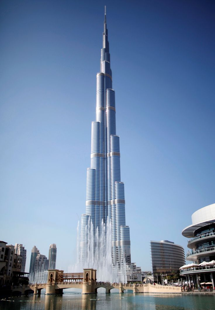 The World's tallest building, Burj Khalifa, Dubai | UAE ... Burj Khalifa From Top Floor