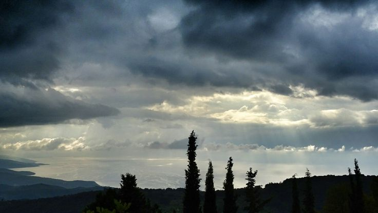 #vizitsa#Greece#pelion#amazing view#magnisia#Hellas#reasonstovisitgreece#travelingreece#discoverpelion#discovervolos#cloudymood#afterrain