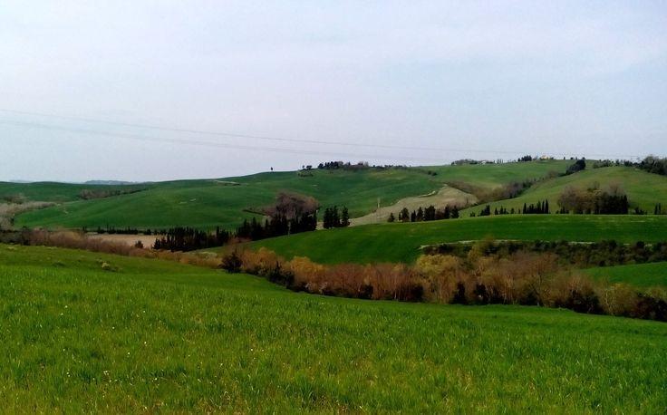 toskansko krajina