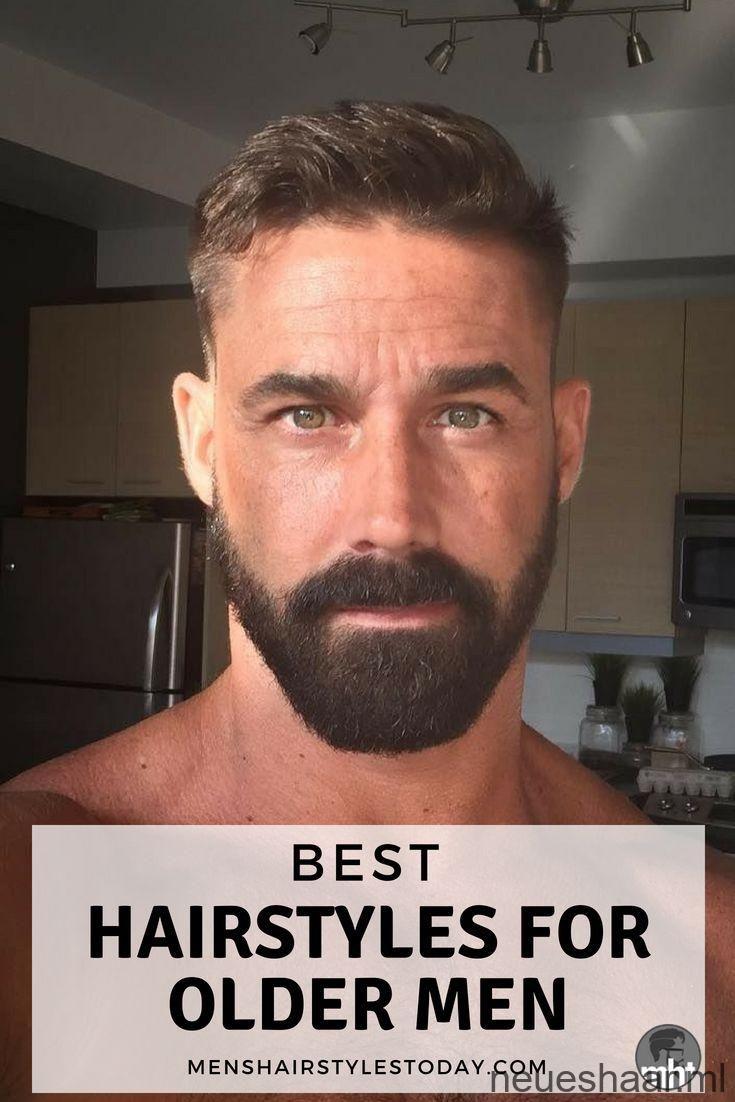 Beste Männerfrisuren - Coole Frisuren für ältere Männer ,  altere  beste   coole   9b368762c0