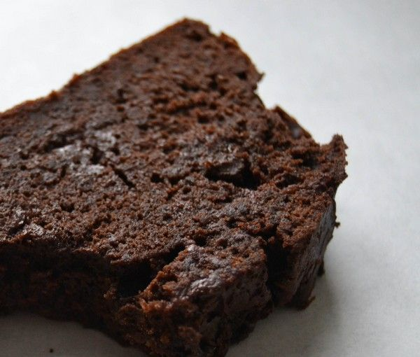 Fondant léger chocolat haricots azukis