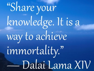 knowledge is power essay for students