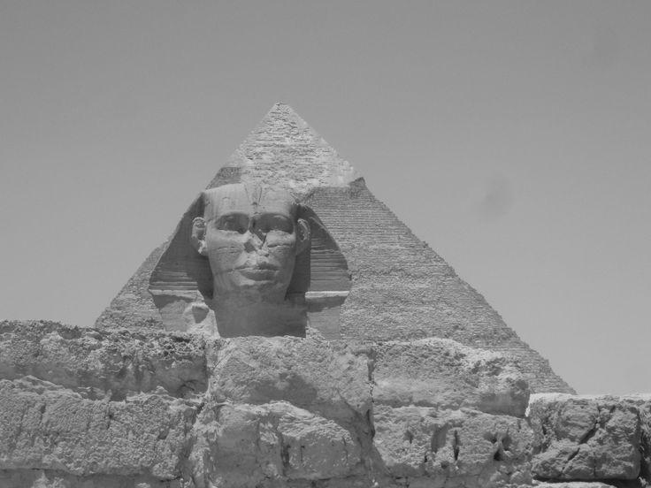 Egitto Sfinge di Giza