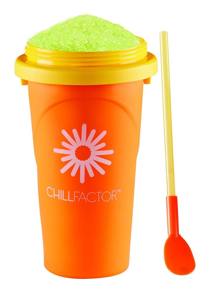Chill Factor™ Tutti Fruity Slushy Maker